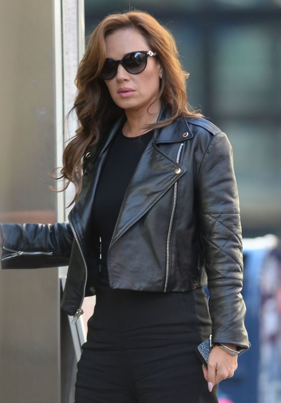 Leah Remini -  Out in NYC, November 2015