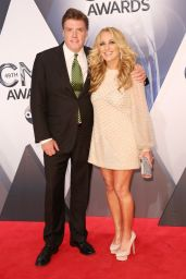 Lee Ann Womack - 2015 CMA Awards in Nashville