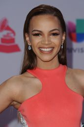 Leslie Grace – 2015 Latin Grammy Awards in Las Vegas