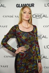 Lindsay Ellingson - 2015 Glamour Women of the Year Awards in NYC
