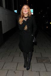 Lindsay Lohan Night Out Style - La Legende de la Palme d