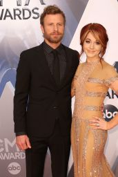 Lindsey Stirling -2015 CMA Awards in Nashville