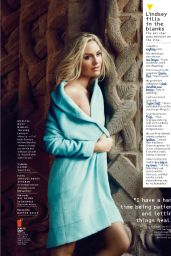 Lindsey Vonn - Health Magazine December 2015 Issue