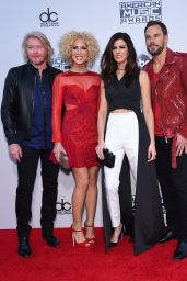 Little Big Town - 2015 American Music Awards in Los Angeles