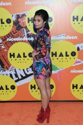 Louriza Tronco – 2015 Nickelodeon HALO Awards at Pier 36 in New York