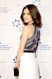 Lucy Hale – 2015 Zimmer Children's Museum Discovery Award Dinner in Universal City