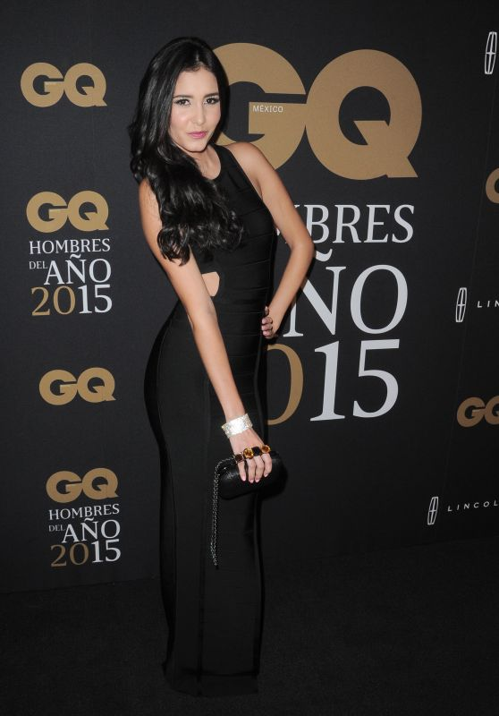 Lucy Lara – GQ Men of the Year Awards 2015 in Mexico City