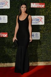 Lucy Mecklenburgh – Daily Mirror Pride of Sport Awards 2015 in London