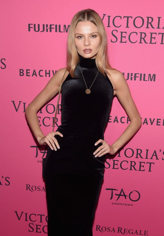 Magdalena Frakowiak – Victoria's Secret Fashion Show 2015 After Party in NYC