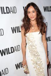 Maggie Q - WildAid 2015 in Beverly Hills
