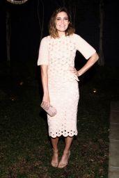 Mandy Moore - Lela Rose Los Angeles Dinner, November 2015