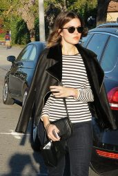 Mandy Moore - Out in Los Angeles, 11/18/2015