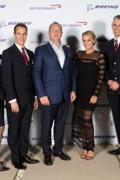 Margot Robbie - Boing 787-9 Launch in Abu Dhabi, November 2015