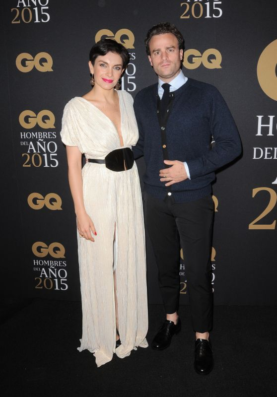 Maria de la Fuente – GQ Men of the Year Awards 2015 in Mexico City
