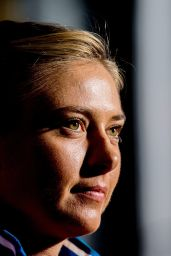 Maria Sharapova - Fed Cup Czech Republic vs. Russia draw, in Prague, November 2015