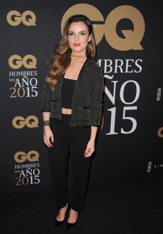 Mariana Torre – GQ Men of the Year Awards 2015 in Mexico City
