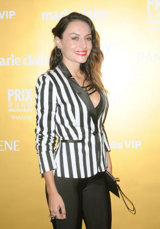 Marimar Vega – Marie Claire Prix de la Mode Awards 2015 at Hotel Hayatt in Mexico City