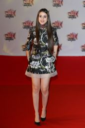 Marina Kaye – 2015 NRJ Music Awards in Cannes, France
