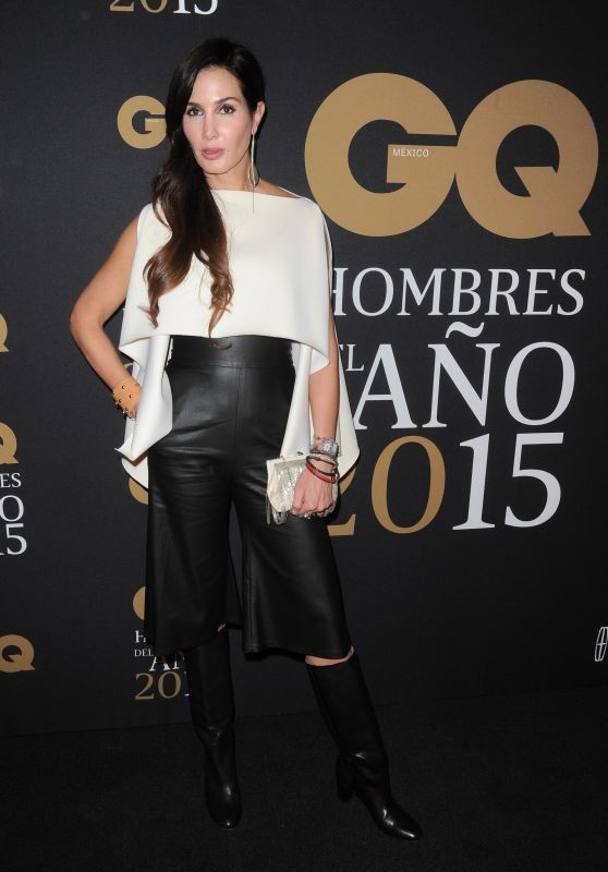Martha Cristiana – GQ Men of the Year Awards 2015 in Mexico City