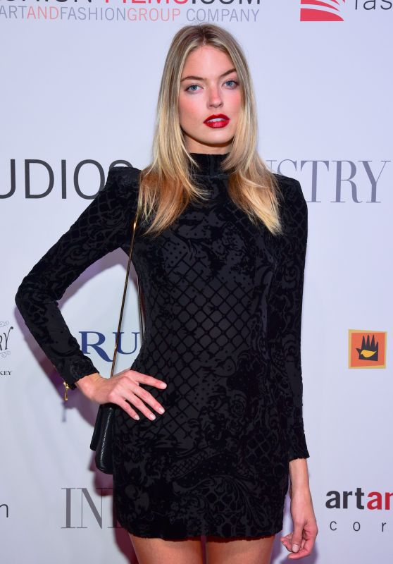 Martha Hunt - Pier59 Studios 20th Anniversary in New York City