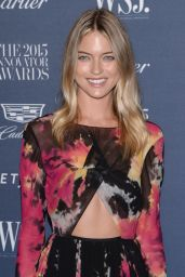 Martha Hunt - WSJ. Magazine 2015 Innovator Awards in New York City