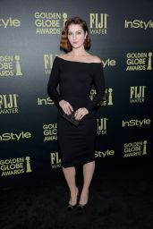 Mary Elizabeth Winstead - HFPA And InStyle Celebrate The 2016 Golden Globe Award Season in West Hollywood