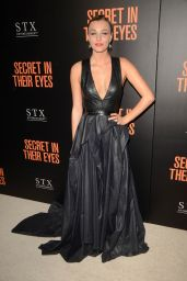 Maty Noyes – Secret In Their Eyes Premiere in Los Angeles