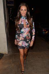 Megan Mckenna – Jasmin Walia's Clothing Launch Party in London, November 2015