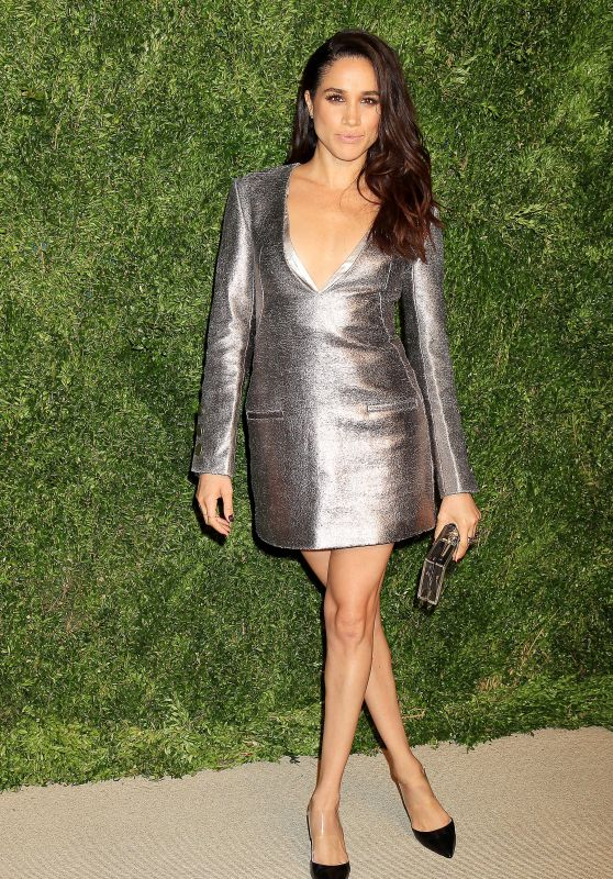 Meghan Markle – 2015 CFDA/Vogue Fashion Fund Awards in New York City