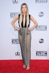 Meghan Rienks – 2015 American Music Awards in Los Angeles