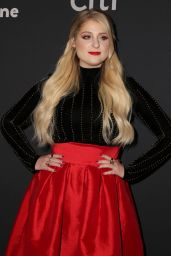 Meghan Trainor - The Grove Christmas With Seth MacFarlane in Los Angeles