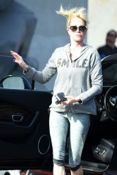 Melanie Griffith - Out in Los Angeles, November 2015