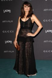 Mia Maestro – LACMA 2015 Art+Film Gala in Los Angeles