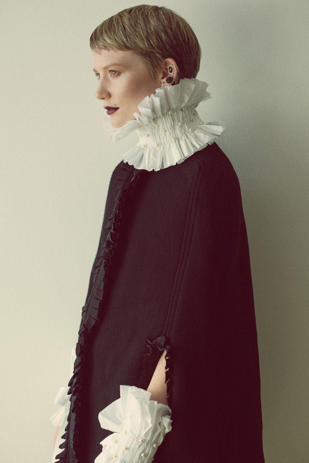 Photoshoot For Vogue Magazine November 2015: Photoshoot For Flaunt Magazine, 2015