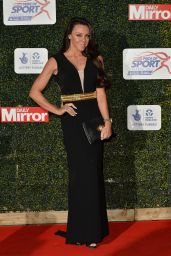 Michelle Heaton – Daily Mirror Pride of Sport Awards 2015 in London