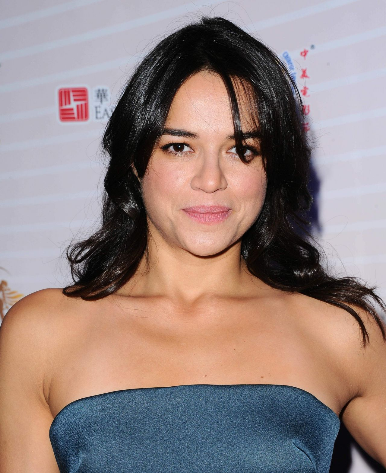 Michelle Rodriguez 2015 Chinese American Film Festival