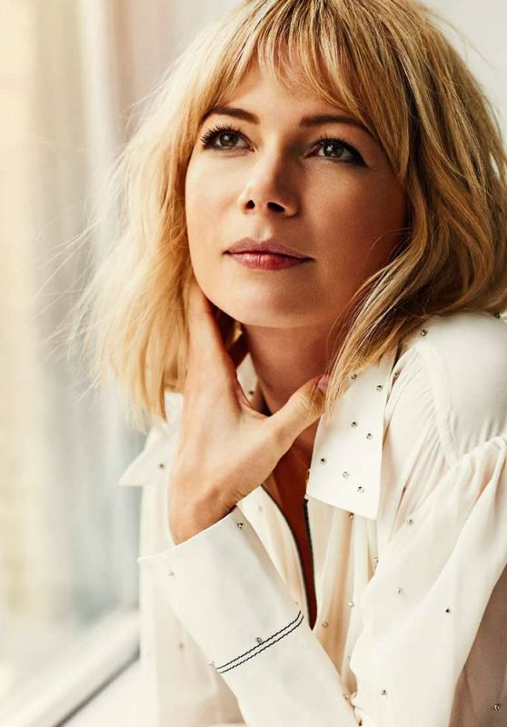 Michelle Williams – Photoshoot for Elle France October 2015