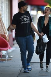Miley Cyrus - Shopping in Los Angeles, October 2015