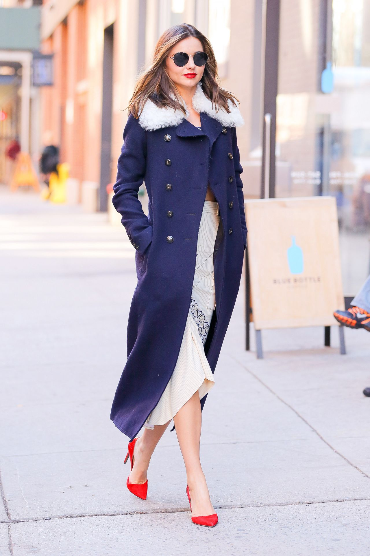 Miranda kerr style new york city november 2015