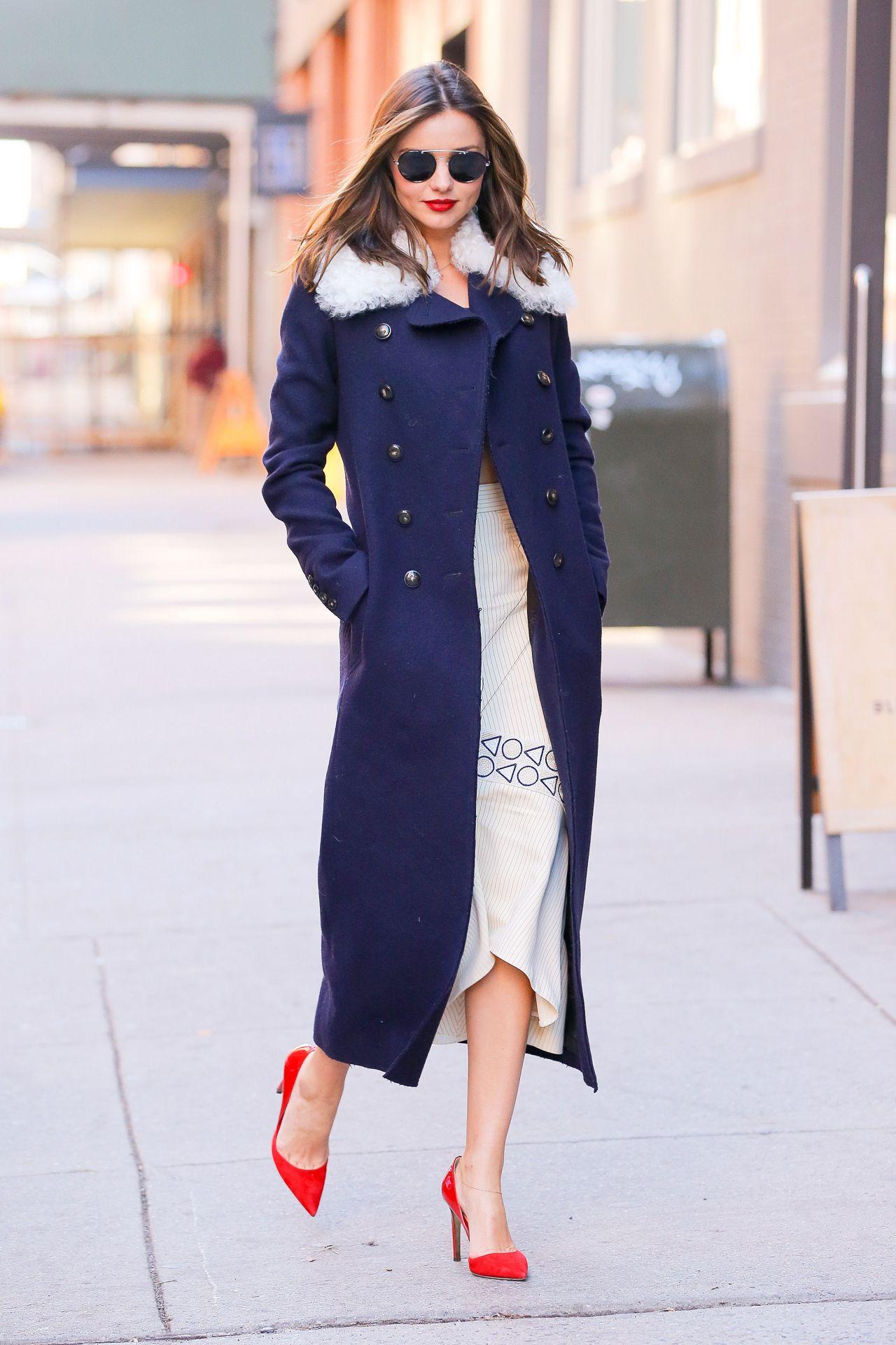 Miranda Kerr Style New York City November 2015