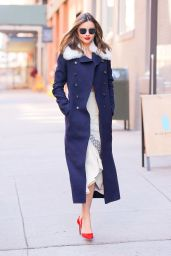 Miranda Kerr Style - New York City, November 2015