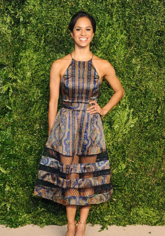 Misty Copeland – 2015 CFDA/Vogue Fashion Fund Awards in New York City