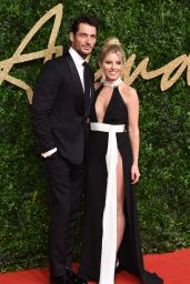 Mollie King – British Fashion Awards 2015 in London