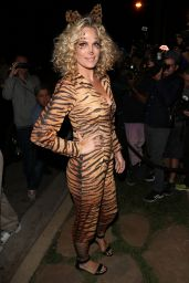 Molly Sims – Casa Tequila Halloween Party in Beverly Hills, October 2015