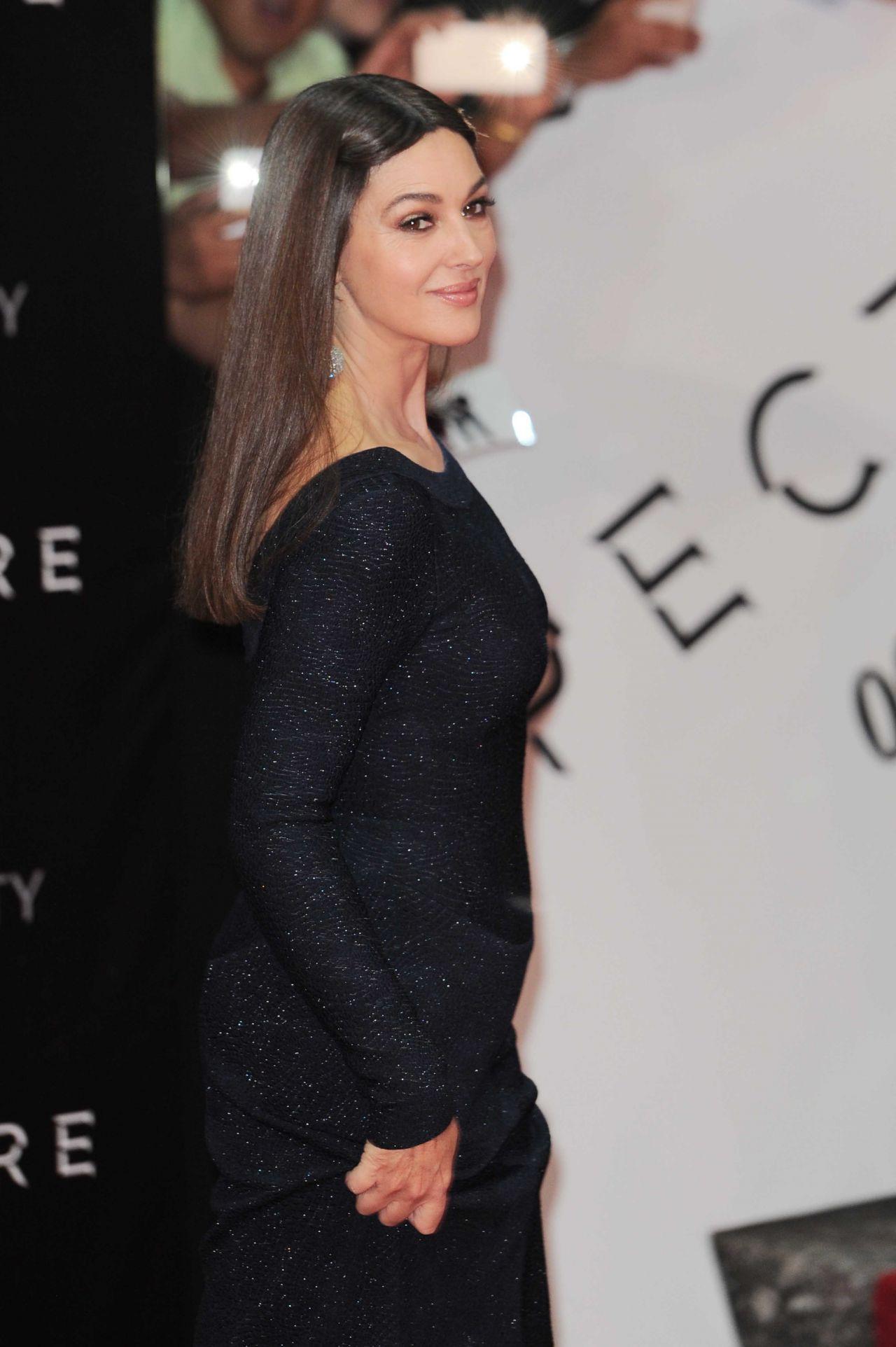 Monica Bellucci James Bond Spectre Latin America Film