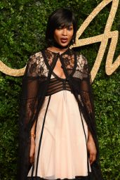 Naomi Campbell – British Fashion Awards 2015 in London