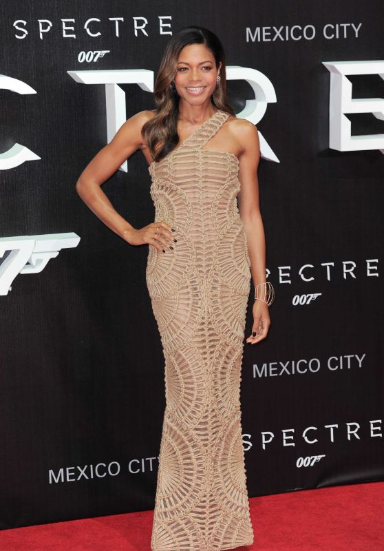 Naomi Harris – James Bond 'Spectre' Latin America Film Premiere in Mexico City