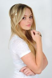 Natalie Alyn Lind - Photoshoot in New York, November 2015