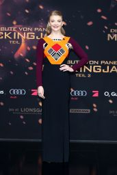 Natalie Dormer - The Hunger Games: Mockingjay Part 2 Premiere in Berlin