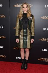 Natalie Dormer – 'The Hunger Games: Mockingjay, Part 2' Screening in New York